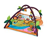 Little Helper Oops Baby Gym and Play Mat with Airplane Car and Animals