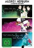 Audrey Hepburn 3-Movie-Edition (Krieg und Frieden / My Fair Lady / Ein Herz und eine Krone)[3 DVDs]