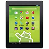 "1 - 8"" Quad Core Google(R) Tablet, 8"" color TFT-LCD capacitive touchscreen display, Android(TM) 4.3 Jelly Bean, 8GB flash memory"