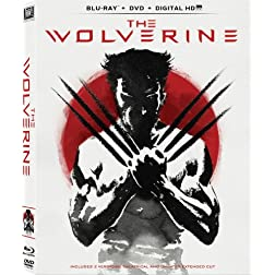 The Wolverine (Blu-ray / DVD + DigitalHD)
