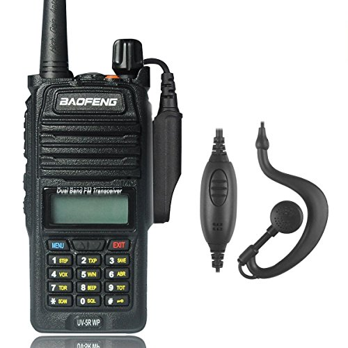 For Sale! BaoFeng UV-5R WP Dual Band Two Way Transceiver VHF UHF
