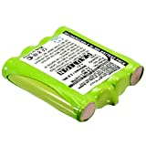 Battery for Motorola TLKR-T6 Ni-MH 4.8V 600mAh - IXNN4002A