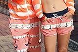 JP0837   人気柄 リゾート 海パン サーフトランクス サーフパンツ ハーフパンツ 水着 男女ペア  メンズ  レディース 0814032804