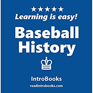 Baseball History Audiobook