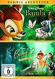 DVD BAMBI 1+2