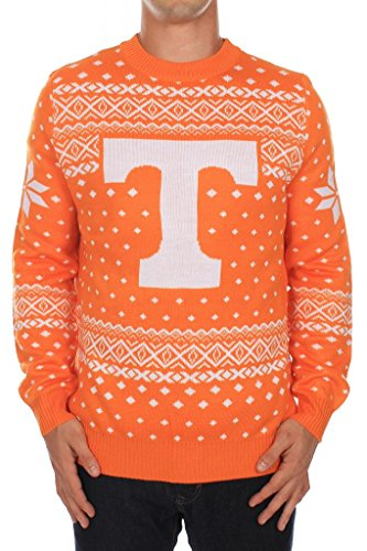 Men'S University Of Tennessee - Officially Licensed Volunteers Sweater - Large
