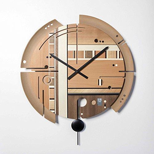 midarte-samada-natural-orologio-da-parete-in-legno-intarsiato-esclusivo-design-italiano-fatto-a-mano