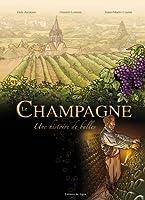 Le Champagne, une histoire de bulles