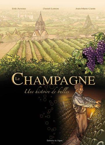Le champagne : une histoire de bulles