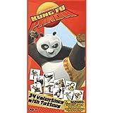 Kung Fu Panda Valentine's Day Card