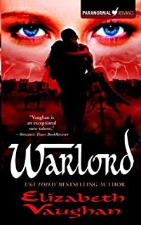 Book Cover: Warlord: Paranormal Romance