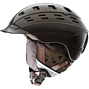 Smith Optics Womens Variant Brim Helmet, Large, Bronze Fallen