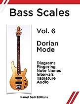 Bass Scales Vol. 6: Dorian Mode