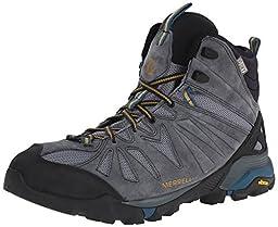 Merrell Men\'s Capra Mid Waterproof Hiking Boot, Turbulence, 8.5 M US