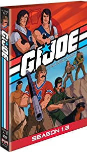 G.I. Joe A Real American Hero: Season 1.3