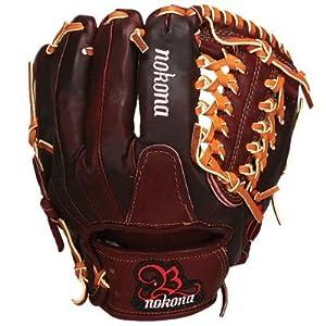 Nokona AMG1150BL-MT 11.5 Infield Baseball Glove