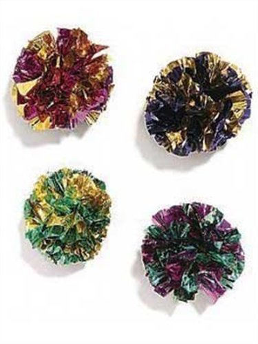 Ethical 2 Inch Mylar Balls 4 Pack