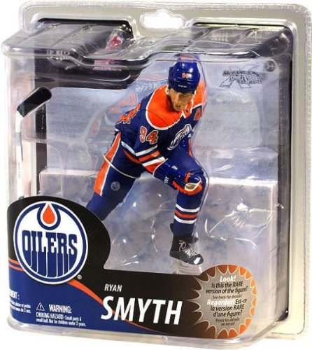 NHL Ryan Smith McFarlane 2011 Series 30 Ryan Smith (2) Action Figure - 1