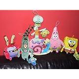 Gary the Snail 6'' Sea Shell Plush SquarePants Cartoon Spongebob Soft Doll
