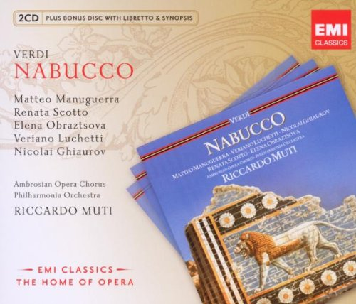 Nabucco - New Opera Series (R.Mutti) - Verdi - CD