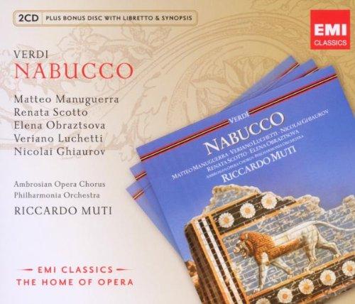 Nabucco - New Opera Series (R.Mutti) - Verdi - CD