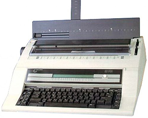 Nakajima Electronic Office Typewriter with Display