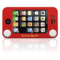Headcase RSI-151-2 Etch A Sketch Hard Case for iPod Touch 4G