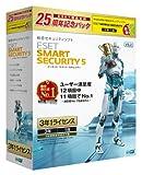 ESET Smart Security V5.2 3年1ライセンス 25周年記念パック (最新版)