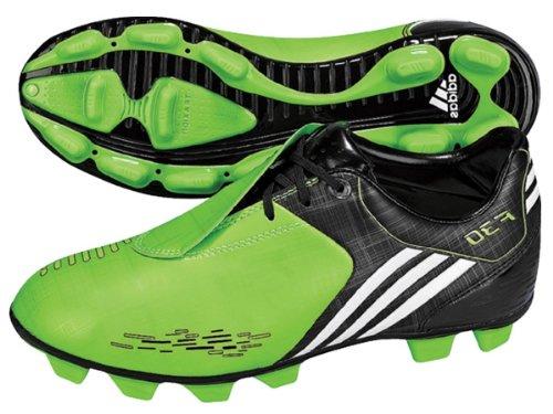 Adidas F30 Trx Fg I Scarpe da calcio, ara / corsa Bianco / nero, 12 D