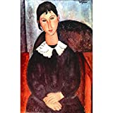 Art Panel - Modigliani - Elvira