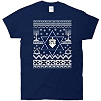 Hanukkah Ugly Christmas Sweater T-Shirt
