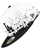 New Era Panel Splatter LA Dodgers casquette