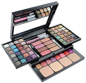 Amazon.com  ETA Ultimate Combination Mineral Makeup Set 71 Colors 23.2 Oz  Makeup Palettes ...