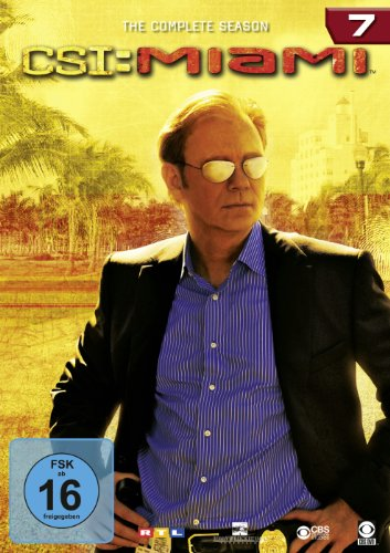 CSI: Miami - Season 7 [6 DVDs]