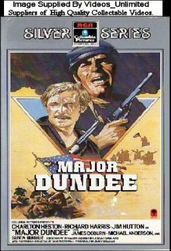 major-dundee-vhs-1965