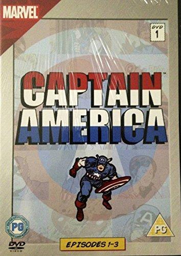 Captain America (Episodes 1-3)
