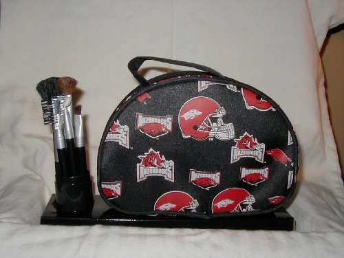 university-of-arkansas-razorbacks-make-up-bag-tools-by-game-day-outfitters