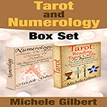 Tarot and Numerology Box Set (       UNABRIDGED) by Michele Gilbert Narrated by Steve Grumbach