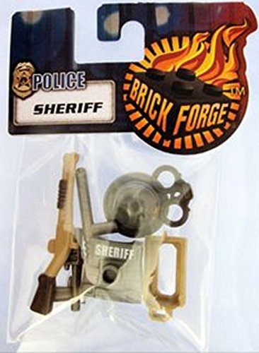 Brickforge-Sheriff-Deputy-Accessories-minifig-not-included