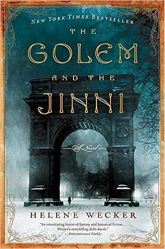 The Golem & the Jinni by Helene Wecker
