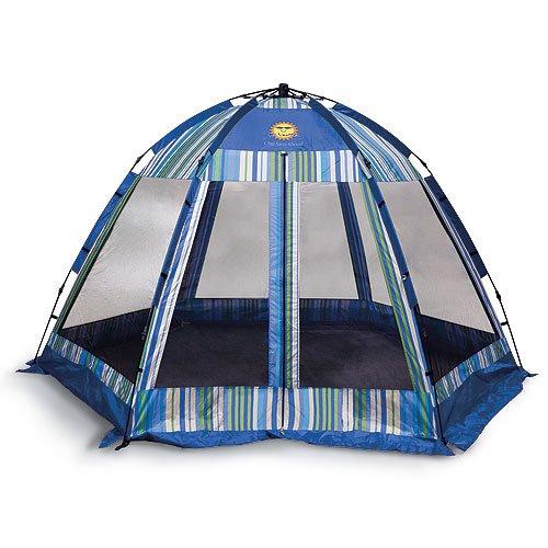 Sun Smarties Pop-up Cabana and Beach Tent