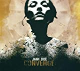 Jane Doe by Converge Original recording reissued edition (2001) Audio CD