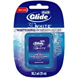 Glide Floss, Whitening Plus Scope, 35-Meters Packages (Pack of 2) by Glide