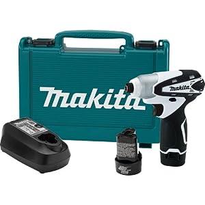 Makita DT01W 12V max Lithium-Ion Cordless Impact Driver Kit