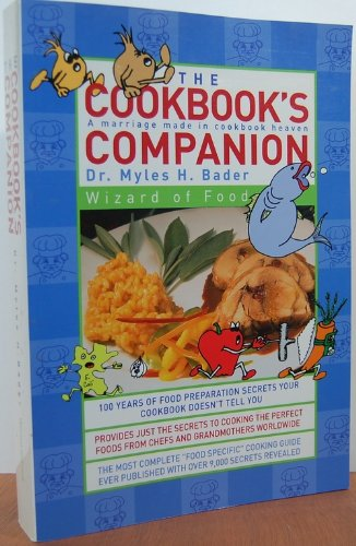 The Cookbook's Companion, Myles H. Bader