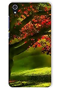 IndiaRangDe Hard Back Cover FOR Lenovo S850