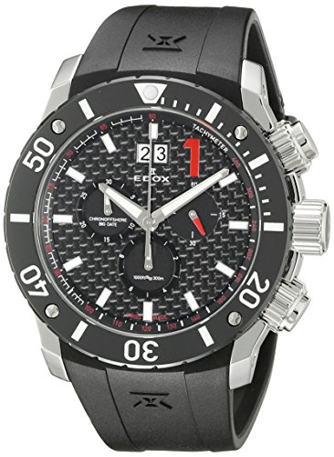 Edox Class-1 montre homme Chronoffshore Big Date 10020 3 NIN