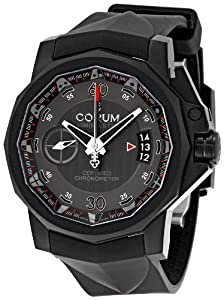 Corum Men's 961.101.94/F371 AN12 Admirals Cup Grey Dial Watch by CAPTAIN MOD