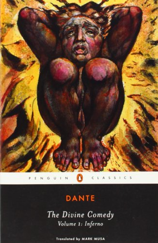 The Divine Comedy: Volume 1: Inferno (Penguin Classics)