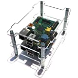 Raspberry Pi マルチ パイ スタッカブル ケース Multi-Pi Stackable Raspberry Pi Case